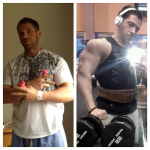 Inspiration: Brendon Doherty, not motivated enough to train for the gym?